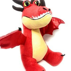 Build A Bear Hookfang How to Train Your Dragon